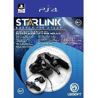 Adaptateur Manette Starlink Pack Co-Op Jeu PS4