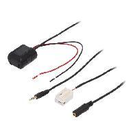 Adaptateur connectivite Autoradio Adaptateur Bluetooth compatible avec BMW Mini