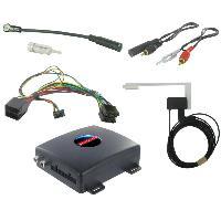 Adaptateur connectivite Autoradio Interface AUTODAB ISO pour Mercedes Classe A B C CLK Generique