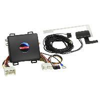 Adaptateur connectivite Autoradio Interface AUTODAB compatible avec Peugeot 4007