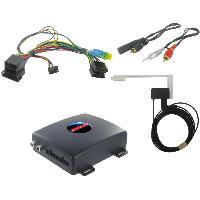 Adaptateur connectivite Autoradio Interface AUTODAB pour Alfa MiTo Generique