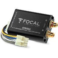 Adaptateur lignes haut-parleurs en RCA Focal Hilo V3 2 canaux