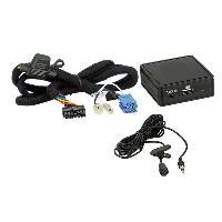 Adaptateurs connectivite autoradio Kit Interface Bluetooth AD2P pour Citroen C2 C3 C5 C8 ap01 - VDO Clarion RD3 - ADNAuto