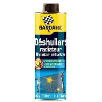 Additif Performance - Entretien - Nettoyage - Anti-fumee DESHUILANT RADIATEUR BARDAHL 500ml