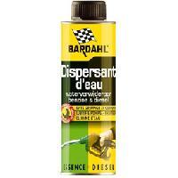 Additif Performance - Entretien - Nettoyage - Anti-fumee Dispersant Eau - 300ml - BA1082 - Evite le grippage et corrosion. Lubrifie pompes et injecteurs - Bardahl