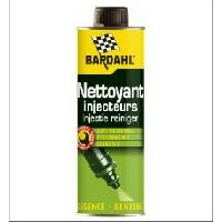Additif Performance - Entretien - Nettoyage - Anti-fumee Nettoyant injecteurs essence - 500ml - BA1198 - Performance. Economie. Anti-pollution. - Bardahl