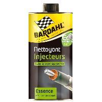 Additif Performance - Entretien - Nettoyage - Anti-fumee Nettoyant injecteurs essence pro - 1L - BA11981 - Performance. Economie. Anti-pollution. - Bardahl