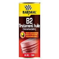 Additif Performance - Entretien - Nettoyage - Anti-fumee Traitement huile B2 - 400ml - BA1010 - Bardahl