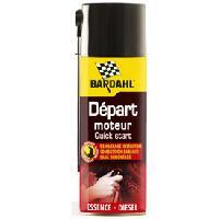 Additifs Depart moteur Essence et Diesel - 400ml - Bardahl