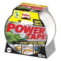 Adhesif Adhesif super puissant Power tape Pattex Blanc L10