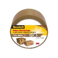 Adhesif SCOTCH Ruban adhesif d'emballage - 66 m x 48 mm - Marron