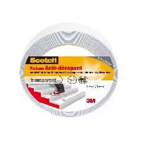 Adhesif SCOTCH Ruban antiderapant - 5 m x 25 mm - Transparent