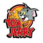 Adhesif Sticker Tom et Jerry CS Generique