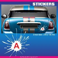 Adhesifs Jeunes Conducteurs Sticker jeune conducteur SPLASH
