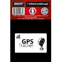Adhesifs & Stickers 1 Adhesif Pre-Decoupe Gps Tracker