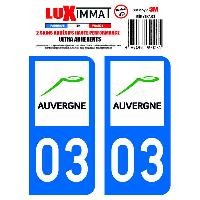 Adhesifs & Stickers 2 Adhesifs Resine Premium Departement 03