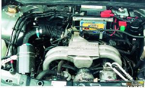 Adm 145 Boite a Air Carbone Dynamique CDA compatible avec Alfa Romeo 145 1.3 ap 94