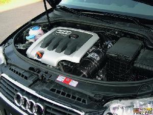 Adm A3 Boite a Air Carbone Dynamique CDA compatible avec Audi A3 8P 2.0 TDI 140 Cv ap 03