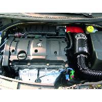 Adm Peugeot Boite a Air Carbone Dynamique CDA compatible avec Peugeot 207 1.6 16V Turbo 150 Cv