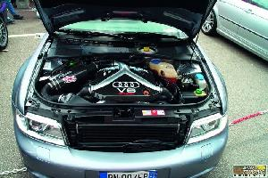 Adm RS4 Boite a Air Carbone Dynamique CDA compatible avec Audi RS4 2.7 BiTurbo ap 00