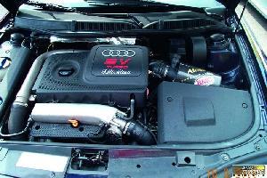 Adm S3 Boite a Air Carbone Dynamique CDA compatible avec Audi S3 1.8 Turbo Quattro 225 Cv 99-03