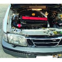 Adm Saab Boite a Air Carbone Dynamique CDA compatible avec Saab 900 2.0i Turbo Aero