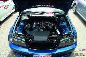 Adm Serie 3 Boite a Air Carbone Dynamique CDA compatible avec BMW Serie 3 -e46- 328 de 98 a 05