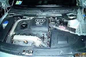 Adm TT Boite a Air Carbone Dynamique CDA compatible avec Audi TT 8N 1.8 Turbo 225 Cv ap99