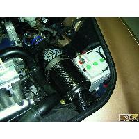 Adm Volvo Boite a Air Carbone Dynamique CDA compatible avec Volvo C70 2.5 Turbo T5