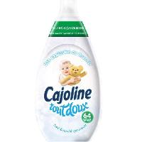 Adoucissant CAJOLINE Ultra concentrée - 960ml
