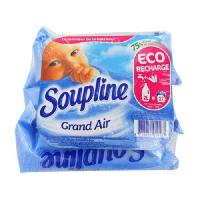Adoucissant Doses Grand air - 3x200ml