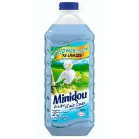 Adoucissant MINIDOU Eco bambou - 1.875L