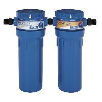 Adoucisseur D'eau - Cartouche D'adoucisseur D'eau - Ioniseur D'eau CPED Filtre duplex Pilotephos Revolution 3 en 1 antitartre. corrosion et impuretes avec by pass integre