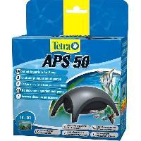 Aeration - Humidification Pompe a air pour aquarium Tetra APS 50