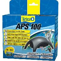Aeration - Humidification TETRA - Pompe a air pour aquarium Tetra APS 100