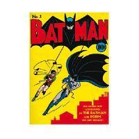 Affiche Affiche papier - Batman -No.1- - Anonyme - 60x80 cm - MID