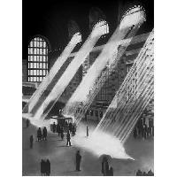 Affiche Affiche papier - David Cowden -New York Central- - 60x80 cm - MID