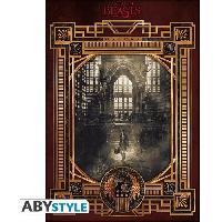 Affiche Poster Le Seigneur des Anneaux - « MACUSA »