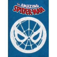 Affiche Poster metallique Marvel Emblems - Spider Man - Generique