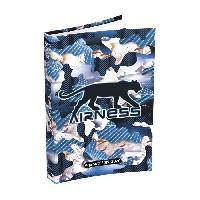 Agenda - Organiseur - Recharge AIRNESS Agenda 400118741 - 12 x 17 cm - 1 jour par page - Couverture Souple - 352 P - Air Jordan