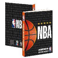 Agenda - Organiseur - Recharge NBA Agenda Scolaire 2019-2020 193NBA101JUP - 1 jour par page - Couverture cartonnée souple - Papier PEFC Imprim'vert - 12 x 17 cm - Aucune
