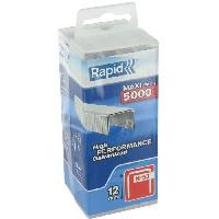 Agrafe 5000 agrafes n53 Rapid Agraf 12mm