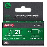 Agrafe Boite de 1000 agrafes JT21 - 8 mm