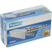 Agrafe RAPID 5000 agrafe n°12 Rapid Agraf 10mm