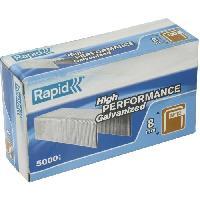 Agrafe RAPID 5000 agrafe no12 Rapid Agraf 8mm