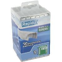 Agrafe RAPID 5000 agrafes n°140 Rapid Agraf 12mm