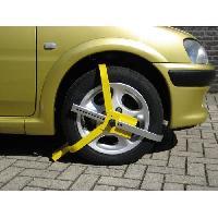 Aide A La Conduite - Securite Antivol sabot pour roues de 13-38.1 cm Generique