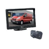 Aide A La Conduite - Securite BEEPER Kit Caméra de Recul RVU-5W