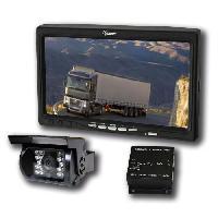 Aide A La Conduite - Securite Camera de recul 24V RWEC99X-24 Beeper