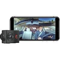 Aide A La Conduite - Securite Garmin Dash CamTandem - Caméra de conduite avec vision 360 degrés